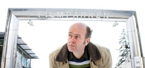 TVILER: Regissør Erik Poppe tviler på at Filmparken på Jar overlever, så sant ikke bransjen gjør et nytt forsøk på å redde den.