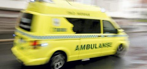Ulykke: En mann omkom i Oppdal natt til søndag.Foto: Jon Olav Nesvold / NTB scanpix