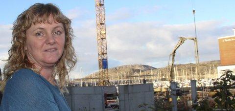 Ordfører Monika Sande i Beiarn har hatt møte med Telenor for å bedre dekningen i kommunen.  Foto: Per Torbjørn Jystad