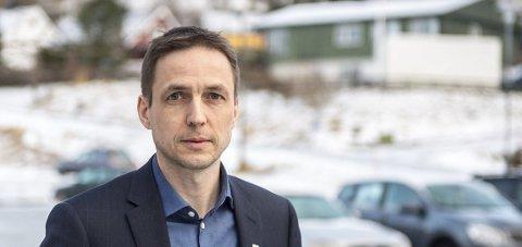 Nye aksjer: Ordfører Sigurd Stormo satte fram krav om aksjer for pengene under MNUs generalforsamling 7. januar. Foto: Johan Votvik