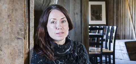 Nytt i det gamle: Eva Andersen ber om fritak for historiske bygg dersom kommunen innfører eiendomsskatt.Foto: Johan votvik