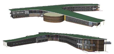 Illustrasjon: Sjunkhatten folkehøgskole