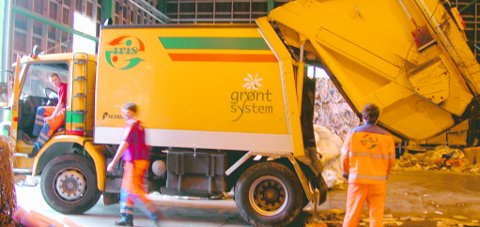 Nytt selskap: Fra 1. april skal selskapet Retur AS, ta seg av søppeltømmingen i indre Salten. Endestasjonen blir fortsatt Vikan.