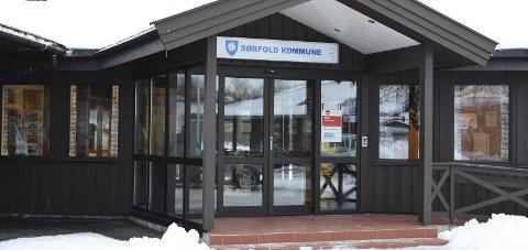 Sørfold kommune letter på koronatiltak. .Foto: Ida Kristin Dølmo