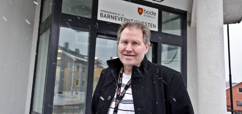 Politikerne mener det er viktig å   sikre at at barnevernstjenesten i Bodø, med leder Arve Rolandsen, har forutsigbar drift.