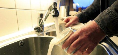 Vann: I 2014 ble det populært med vannmåler i Fauske. Nå er en faktor for beregning av forbruket endret; fra 2.000 liter, til 1.500 liter.