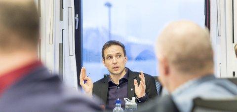 Dyrere: Ordfører Sigurd Stormo og de andre Meløy-politikerne skal velge byggemetode på torsdag.