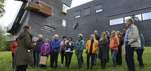 Oppsving: Hamsunsenteret venter oppsving i besøkstallene nå som Hamsundagene skal arrangeres i Hamarøy. Foto: Øyvind A. Olsen