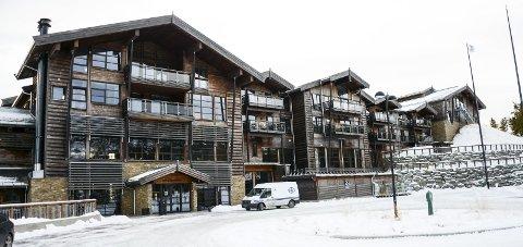 Må punge ut: Norefjell Ski & Spa bidrar med det største enkeltbeløpet, ifølge skattelistene for eiendomsskatten i Krødsherad kommune. Tett på 600.000 må hotellet ut med i eiendomsskatt i 2017.
