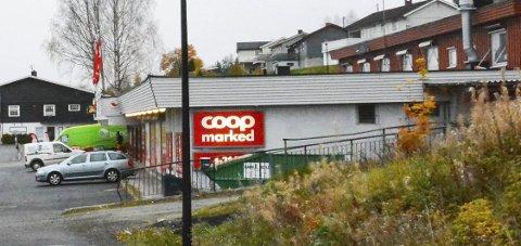 COOP Krøderen: I løpet av våren neste år, vil Coop starte byggingen av sin nye butikk i Krøderen sentrum.