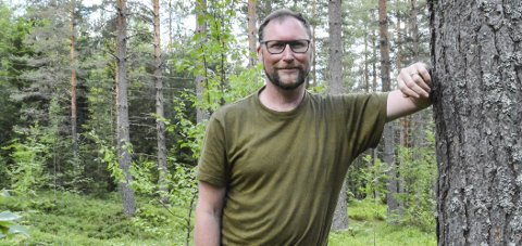 Gir seg: Skogbrukssjef Ingar Aasestad har sagt opp stillingen i Sigdal kommune og begynner i ny jobb nærmere hjemstedet Larvik.            Arkivfoto