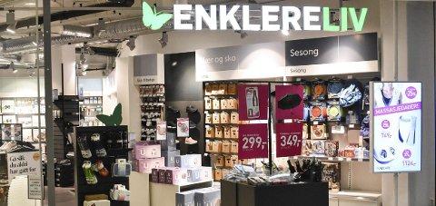 ENKLERE LIV: Butikkjeden legger ned 25 butikker. Selskapet vil satse på de 40 største butikkene og på netthandel.