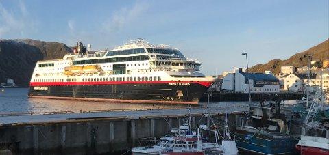 Hurtigruten legger opp til en alternativ rute for å få gods og folk frem til viktige havner.