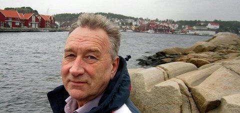Rolf Strand er kjent som talsmann for tekniske saker i Hvaler Arbeiderparti, men har nå skrevet til kommunen som privatperson.