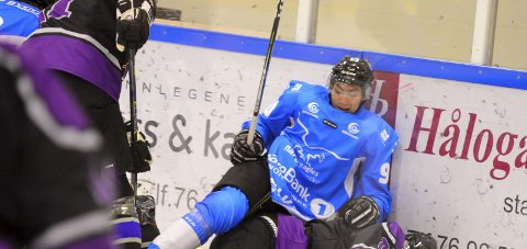 NARVIK HAR FRI: De andre lagene spiller kamper i 1.divisjon mens Narvik Hockey har kamppause.