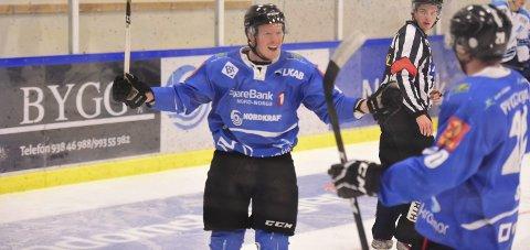 Flere hengekamper: Samuel Åstrøm og Narvik vil ha mange kamper til gode på sine konkurrenter etter midtuken til uke.