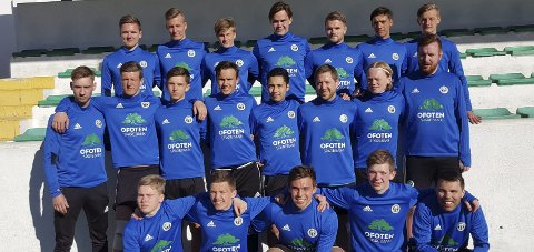 Skånland: Dette er spillerne som var i Barcelona på treningssamling i starten av april.