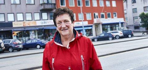 Presiserer: Fylkesmann Hill-Marta Solberg presiserer på egne nettsider at regjeringens beslutning om hvor Tysfjord skal deles, ikke er i samsvar med den anbefalingen fylkesmannen har gitt i saken.