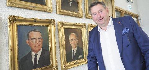 FIKK MEST: Rune Edvardsen fikk flest av både personstemmer slengere ved valget i Narvik.