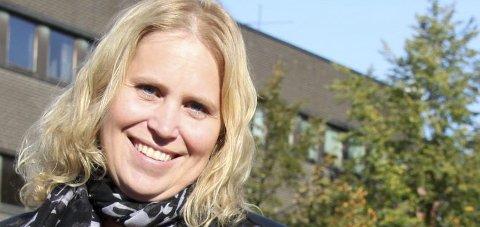 UENIG: Aps ordførerkandidat Kamilla Thue tror ikke det er riktig å satse på privat fengsel i Eidskog.