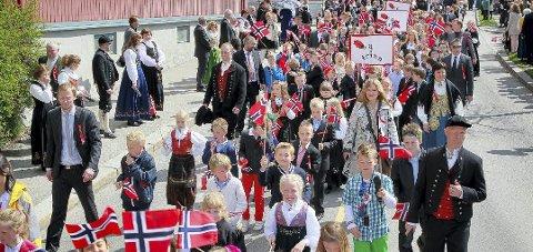 TOG: Glåmdalen ønsker lesernes bilder til 17. mai.FOTO: JENS HAUGEN