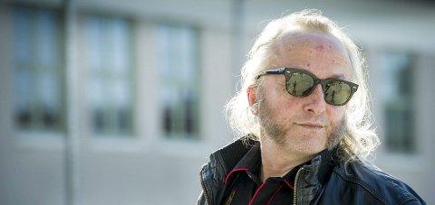 FØRST: Levi Henriksen er den første norske forfatteren som er nominert til Premio Acerbi i Italia, for «Harpesang».