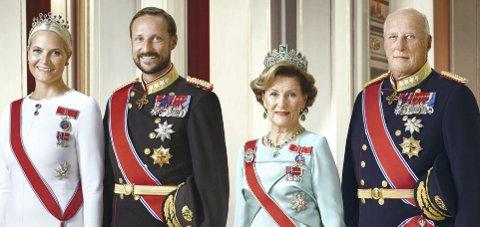 INVITERT: De har alle et forhold til Hans Børlis ord. Nå er hele kongefamilien invitert til festforestilling 4. desember.FOTO: NTB/SCANPIX