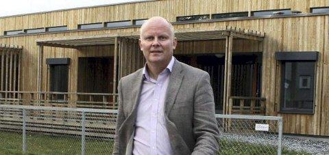 NY RÅDMANN: Lars Andreas Uglem (47) blir ny rådmann i Kongsvinger. FOTO: PER STOKKEBRYN