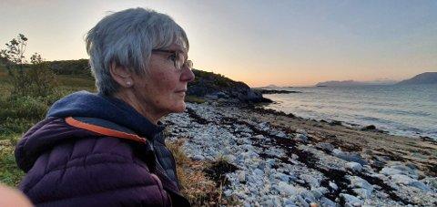 SVINDLET: Inger-Johanne Mørkved sitter igjen med milliongjeld etter å ha blitt svindlet på nett. Pengene vil hun aldri få tilbake.