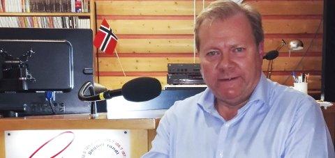 NY SENDER: Radio Randsfjord utvider FM-nettet igjen. Foto: Privat