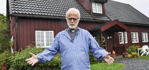 OLSOK: Kirkene i Lunner, Jevnaker og Gran inviterer til olsokfeiring i uken som kommer. Hans Erik Raustøl skal blant annet delta søndag.