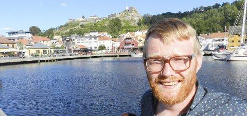 Flytter: Per Magnus Finnanger Sandsmark legger politikken på hylla en stund. Nå blir han kulturarbeider i Hardanger.
