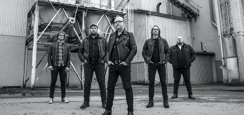 Ny låt: Trond Svendsen & Tuxedo slipper singelen «Sleepless» i morra og låta er andre singel fra den kommende plata.