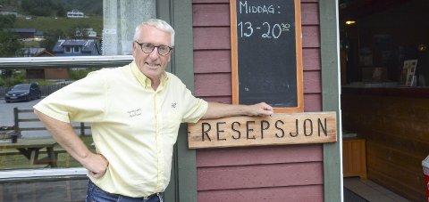 Røldal: Oddbjørn Lynghammar er snart pensjonist, og har difor planar om å trappa ned. arkivfoto: Kristin Eide