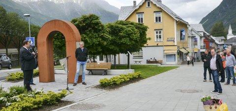 Magnetparken?: – Kanskje det er det området kjem til å bli kalla, seier kultursjef Lage Thune Myrberget.