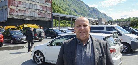 Jobber videre: Vidar Solvi (Ap) forventer at Arbeiderpartiet vil holde nominasjonsmøte i løpet av februar. Arkivfoto: Ernst Olsen