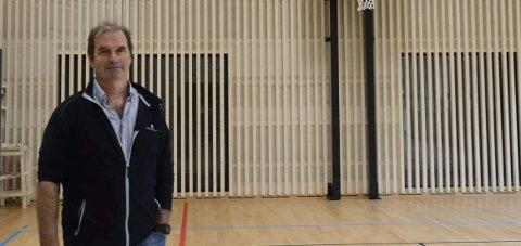 Rektor: Øyvind Bjørkevoll seier at TiP er den linja som flest elevar har søkt seg til.