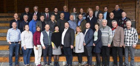Ullensvang kommunestyre: Skal ta stilling selskapsavtale og overordna strategiplan for Hardangerrådet 2021-2024 innan utgangen av 2020.
