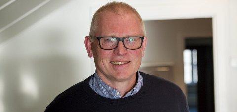 Kommunesekretær: Ragnvald Joakimsen var assisterande rådmann og konstituert rådmann i tidlegare Jondal kommune.