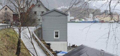 Eitrheimsvegen 84: Round Table 17 Odda kjøpte i høst kjellerlokalene av Odda kommune. Foto: Ernst Olsen