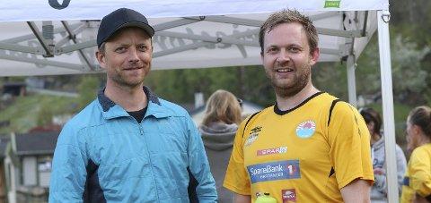 Avlyst: Arrangørar av bedriftsserien, Joakim Sørå og Lars Aga, informerer om at Terje Storhaug-ligaen er avlyst for i år.arkivfoto