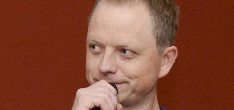 Inviterer til valvake: Joakin Sørå har ansvar for arrangementet måndag 13. september. Arkivfoto