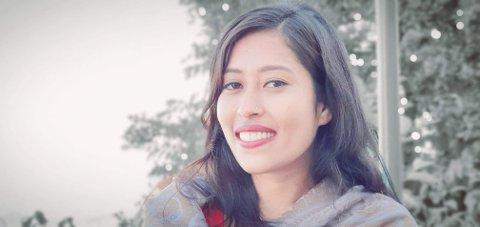 Ranjita Bishwakarma var internasjonal student i Haugesund i 2018. Koronapandemien har vært en kamp i hjemlandet Nepal.
