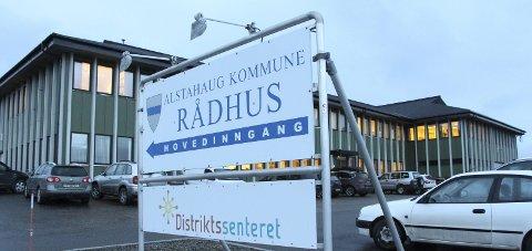 Budsjett: Eiendomsskatten i Alstahaug kommune er 4,5 promille for private, og syv for næringsaktører. Dette ønsker ikke Ap å endre på.
