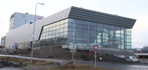 Spillmidler: Kulturbadet i Sandnessjøen (bildet) og Kongsvik samfunnshus i Tjeldsund får til sammen 8,7 millioner kroner.
