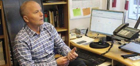 Grei pensjon: Ove Brattbakk får 75 prosent av dagens lønn i pensjon fram til 2022.