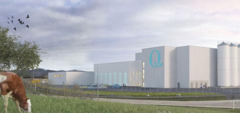 RobotNorge har inngått kontrakt med Q-Meieriene. Prosjektet blir gjennomført fra hovedkontoret på Klepp