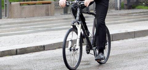 STANSET: En resolutt huseier sørget for å stanse sykkeltyven. Illustrasjonsfoto