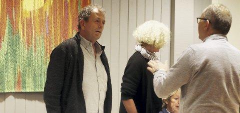 Konstituert: Fram til Inga Marie Klæboe Faleide kan tiltre i januar er skolerådgiver Pål Eggen kommunalsjef. Foto: Pål Nordby