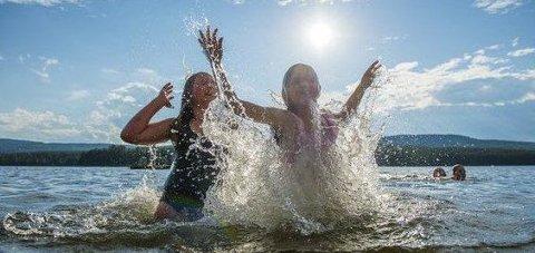 Været påvirker: De 15 drukningsulykkene i juni fant sted i siste halvdel av måneden, da det ble usedvanlig varmt og fint vær. Foto: Redningsselskapet
